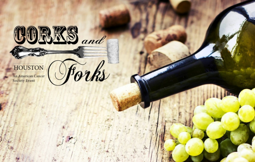 Houston Corks and Forks