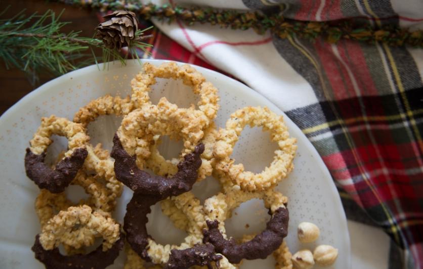 Traditional German Cookie
