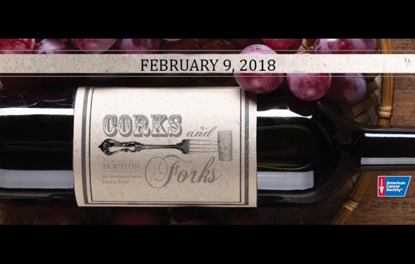 Houston Corks and Forks