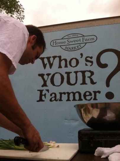 Farm to Market Dinner