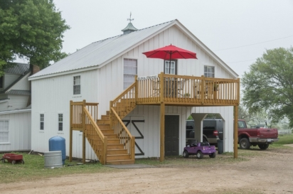 guest house at yonder way farm